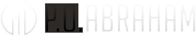 Logo P. O. Abraham